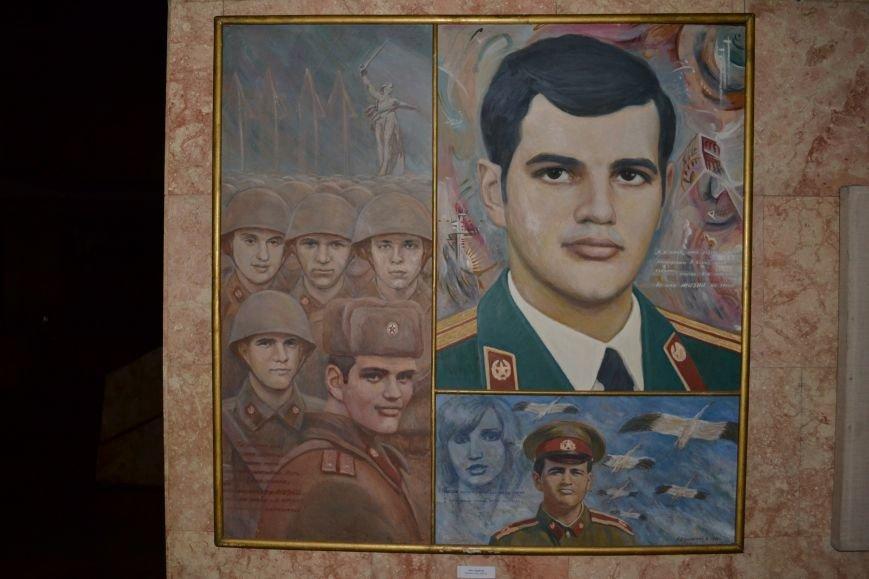 Днепродзержинцев приглашают на выставку памяти художника Владимира Евтушевского, фото-1