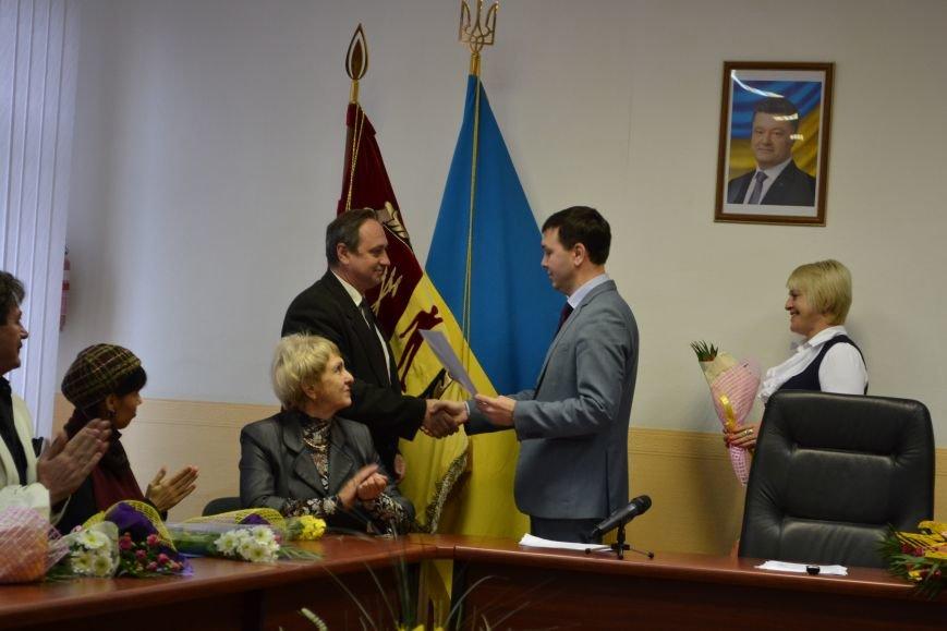 Работников культуры Днепродзержинска поздравили с профессиональным праздником, фото-11