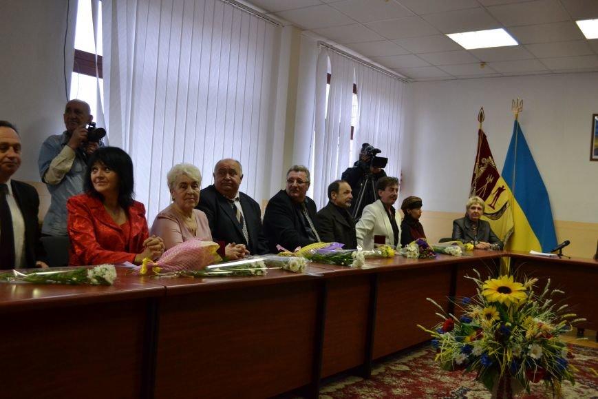 Работников культуры Днепродзержинска поздравили с профессиональным праздником, фото-7