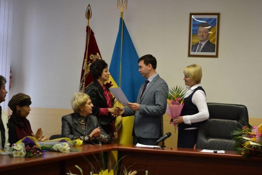 Работников культуры Днепродзержинска поздравили с профессиональным праздником, фото-8