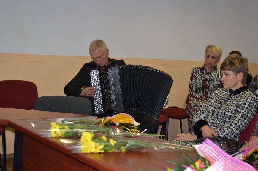 Работников культуры Днепродзержинска поздравили с профессиональным праздником, фото-16