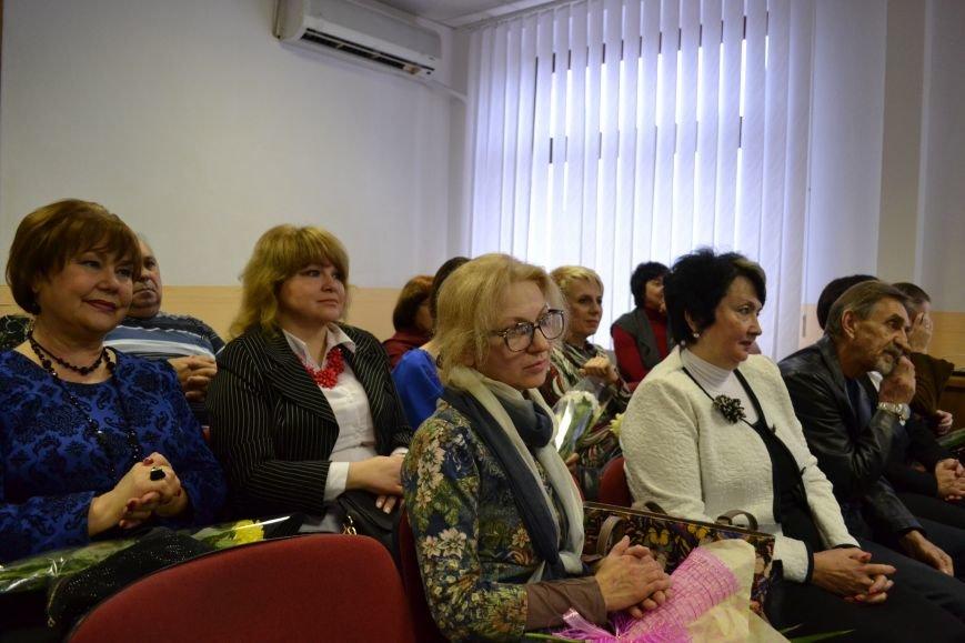 Работников культуры Днепродзержинска поздравили с профессиональным праздником, фото-9