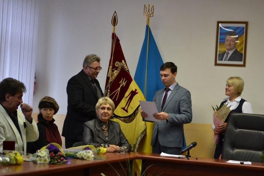 Работников культуры Днепродзержинска поздравили с профессиональным праздником, фото-10