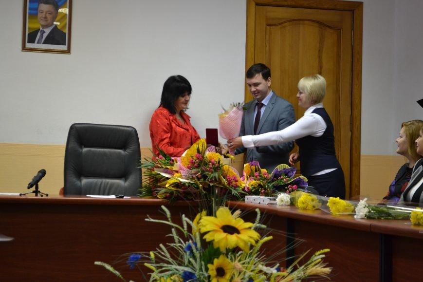 Работников культуры Днепродзержинска поздравили с профессиональным праздником, фото-6