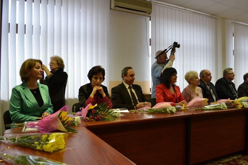 Работников культуры Днепродзержинска поздравили с профессиональным праздником, фото-13