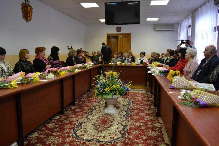 Работников культуры Днепродзержинска поздравили с профессиональным праздником, фото-15
