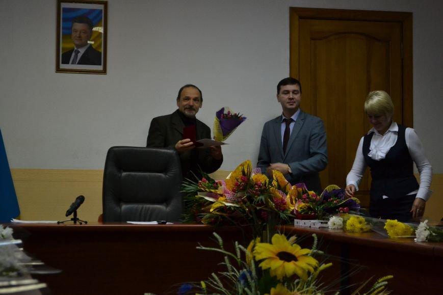 Работников культуры Днепродзержинска поздравили с профессиональным праздником, фото-5