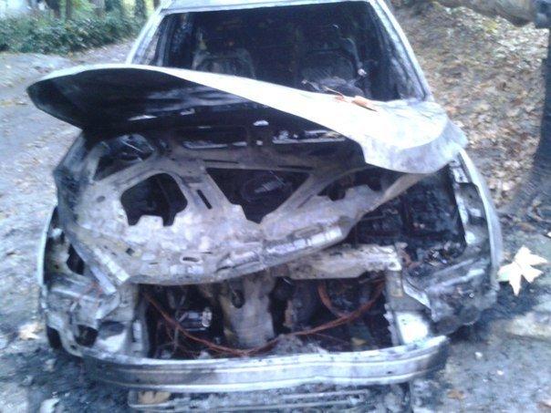 Череда поджогов автомобилей в Симферополе продолжается: Только за утро сгорело три машины (ФОТО) (фото) - фото 4