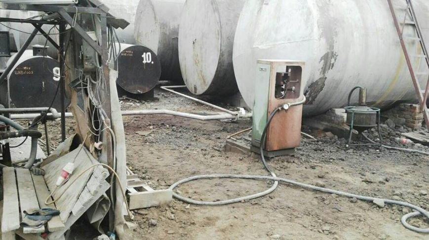 В Днепродзержинске обнаружили подпольный нефтеперерабатывающий завод, фото-2