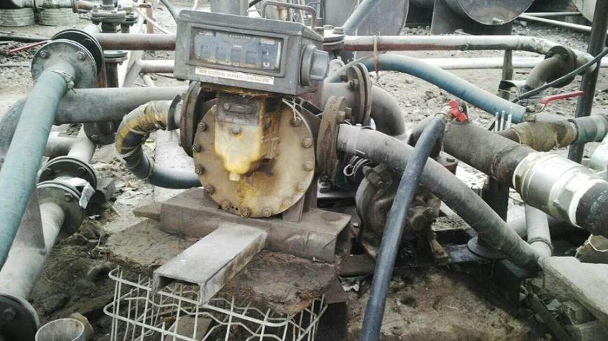 В Днепродзержинске обнаружили подпольный нефтеперерабатывающий завод, фото-3