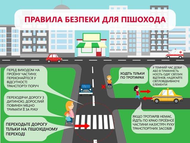 На Днепропетровщине стартовала Неделя безопасности дорожного движения, фото-1