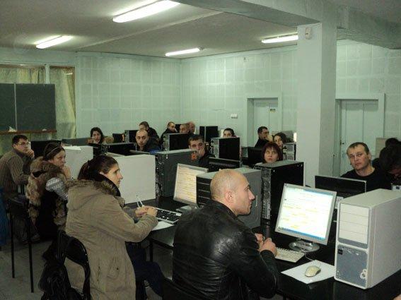 Сегодня стартовал первый этап конкурсного отбора в патрульную полицию Краматорска и Славянска (ФОТО) (фото) - фото 3