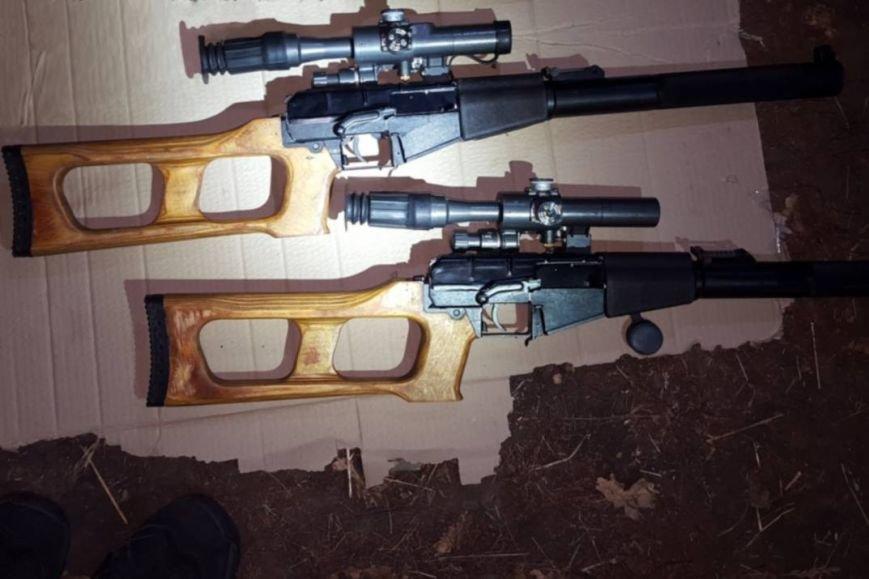 Житель Луганска пытался ввезти на Харьковщину из России автоматы, взрывчатку и боеприпасы (ФОТО), фото-3