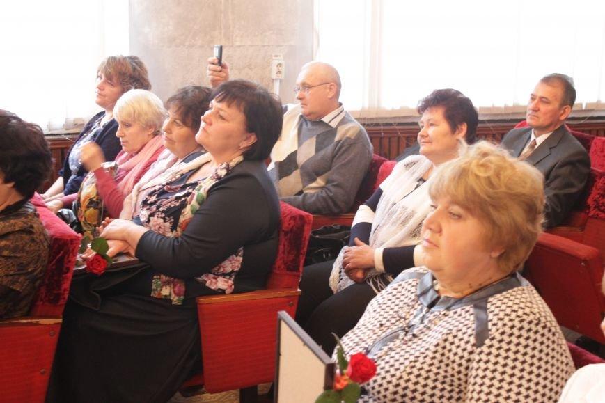 Добропольские работники культуры отметили свой праздник (ФОТО), фото-2