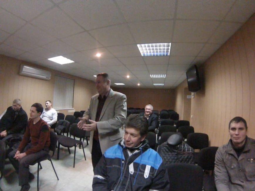 Громадська Рада при Кременчуцькому відділі міліції в Полтавській області припинила своє існування (фото) - фото 4