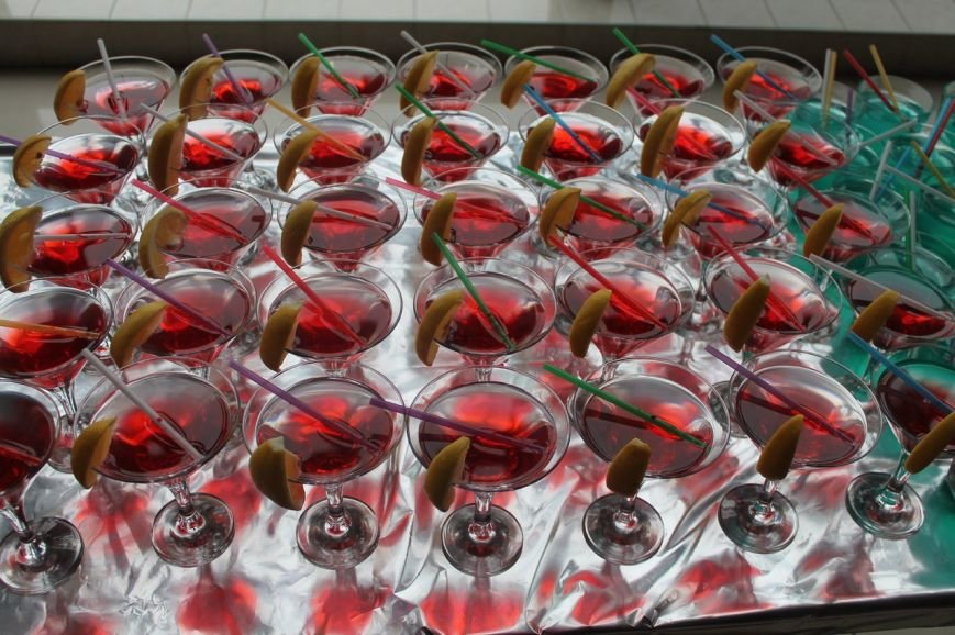 Вечер коктейлей и приключений (ФОТО) (фото) - фото 1