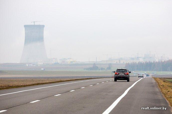 Фотофакт: строительство Островецкой АЭС идет полным ходом (фото) - фото 1
