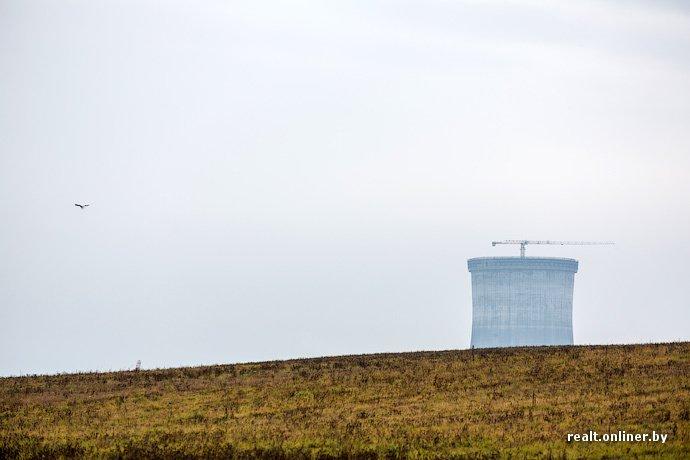 Фотофакт: строительство Островецкой АЭС идет полным ходом (фото) - фото 3