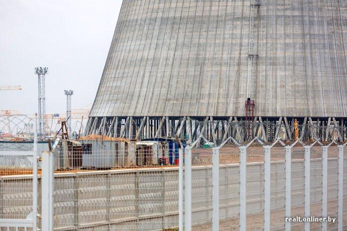 Фотофакт: строительство Островецкой АЭС идет полным ходом (фото) - фото 14