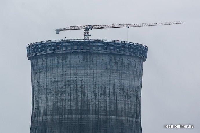 Фотофакт: строительство Островецкой АЭС идет полным ходом (фото) - фото 6