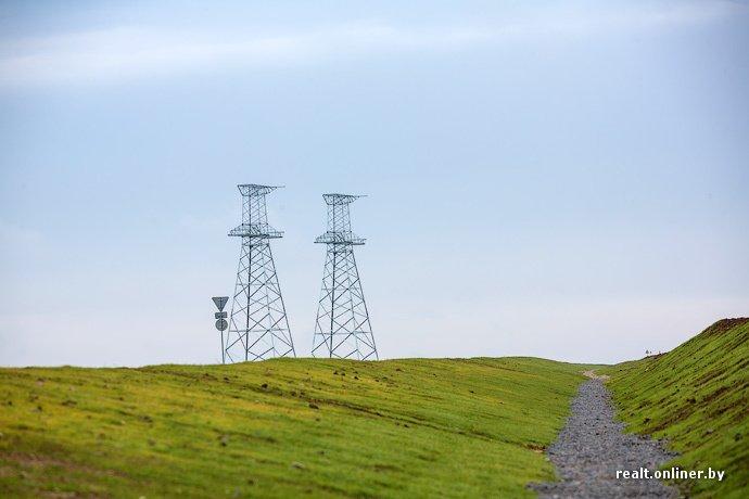 Фотофакт: строительство Островецкой АЭС идет полным ходом (фото) - фото 8