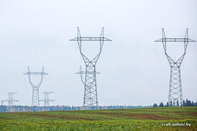 Фотофакт: строительство Островецкой АЭС идет полным ходом (фото) - фото 11