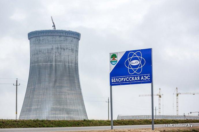 Фотофакт: строительство Островецкой АЭС идет полным ходом (фото) - фото 18