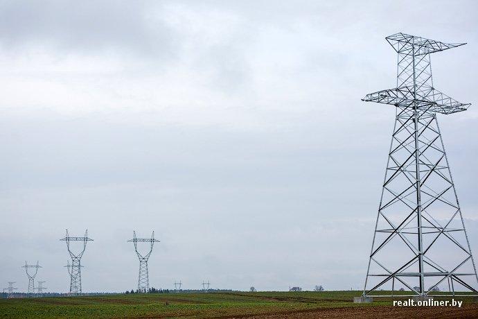 Фотофакт: строительство Островецкой АЭС идет полным ходом (фото) - фото 12