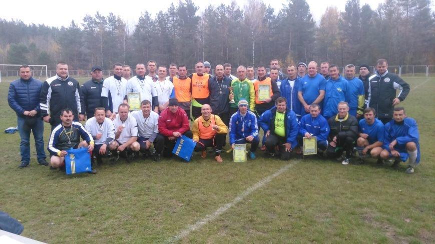 На Житомирщині відбувся футбольний турнір ветеранів, фото-3