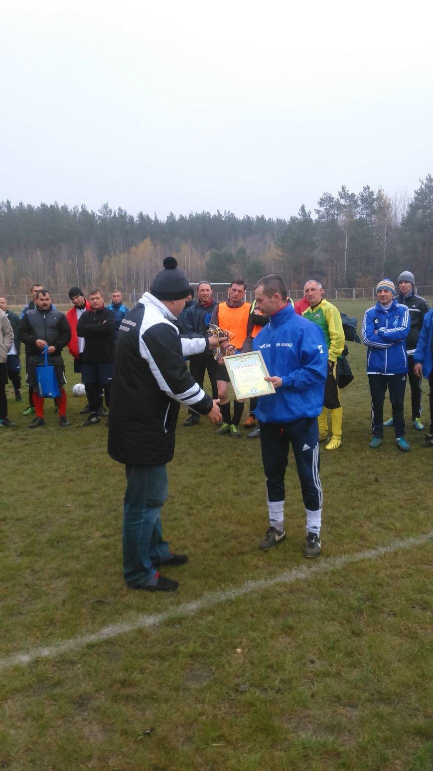 На Житомирщині відбувся футбольний турнір ветеранів, фото-2
