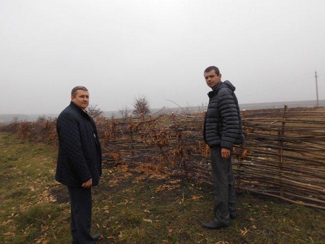На Тернопільщині голова РДА ненароком викрив злочин (фото) - фото 1