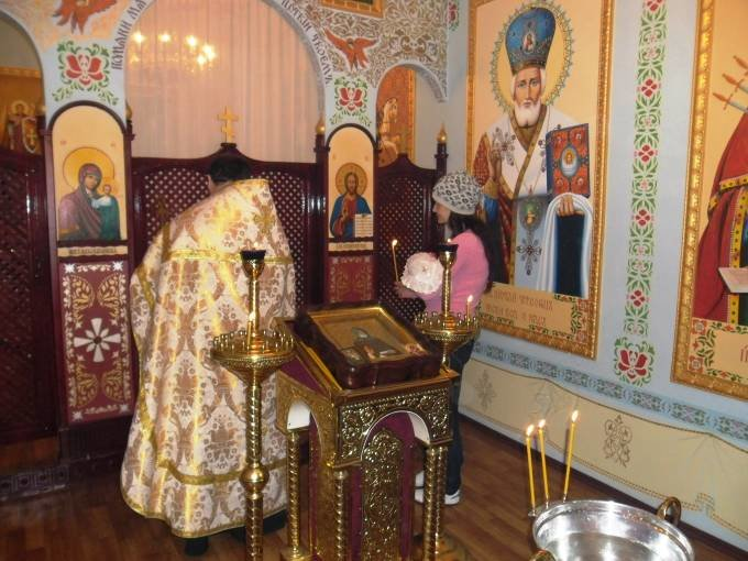 В Днепропетровском следственном изоляторе покрестили ребенка (ФОТО) (фото) - фото 1