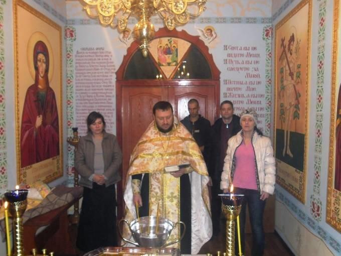 В Днепропетровском следственном изоляторе покрестили ребенка (ФОТО) (фото) - фото 3