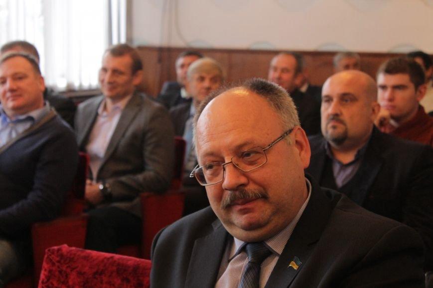 Депутаты Добропольского районного совета начали свою работу (ФОТО), фото-6