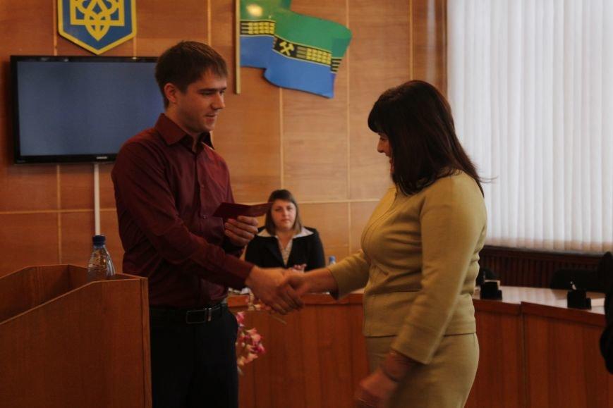 Депутаты Добропольского районного совета начали свою работу (ФОТО), фото-3