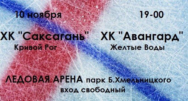 В Кривом Роге стартовал первый хоккейный турнир (фото) - фото 1
