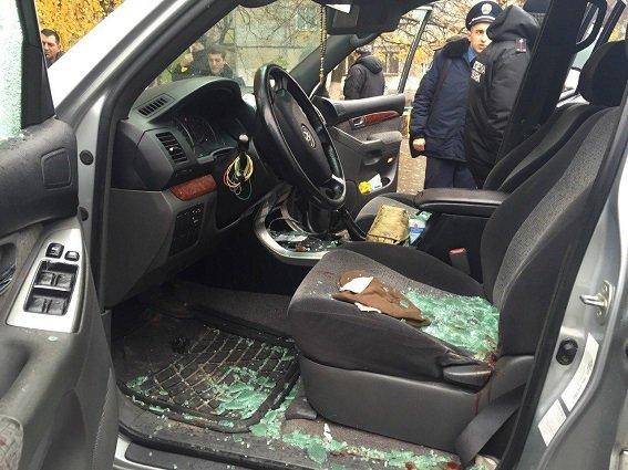 В Шевченковском районе произошла стрельба, есть раненый (ФОТО) (фото) - фото 3