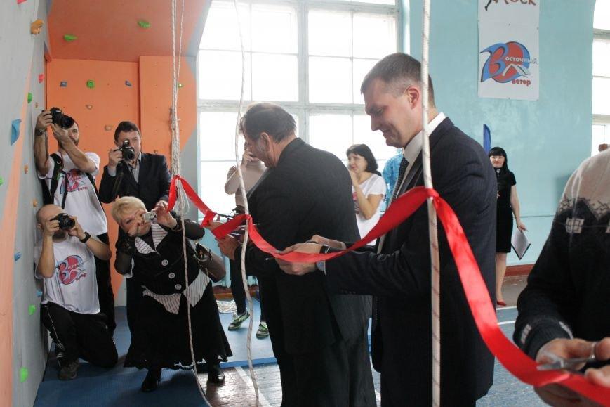 В Доброполье открылся скалодром (ФОТО), фото-5