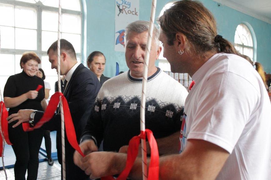 В Доброполье открылся скалодром (ФОТО), фото-6