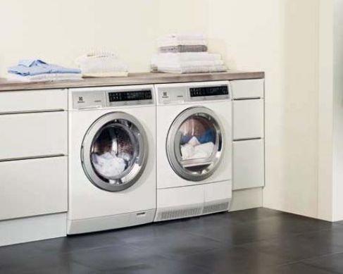 Новые стиральные машины Electrolux