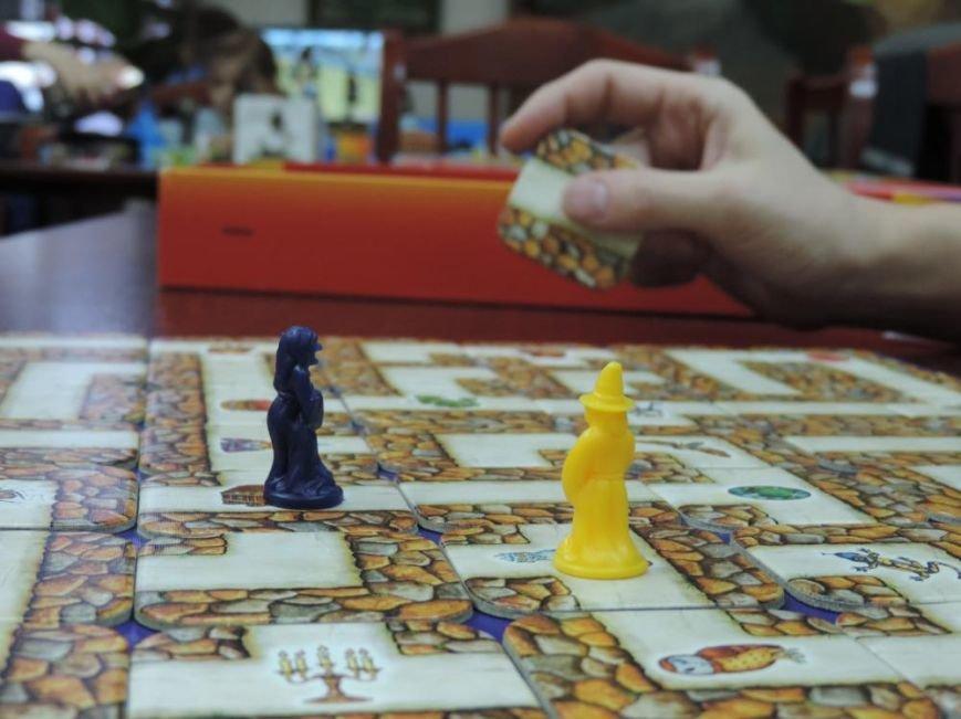 День настольных игр состоялся в городе Пушкине (фото) - фото 1