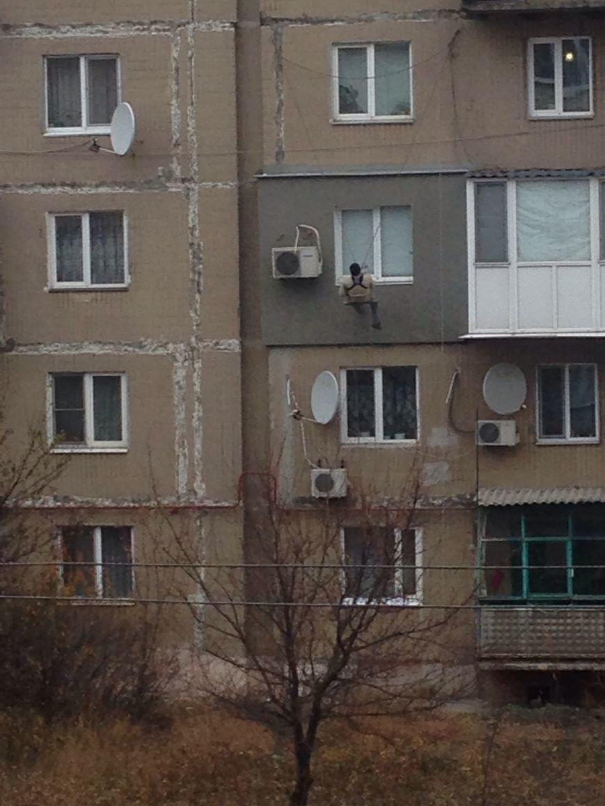 Экономия ради выживания: в Красноармейске и Димитрове активно утепляют жилье (фото) - фото 1
