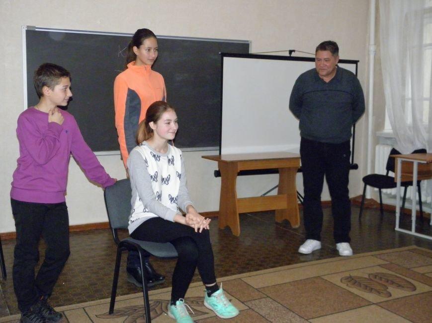 Краматорские школьники создали свое «государство» (фото) - фото 6