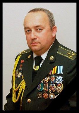 Полковник Руденко