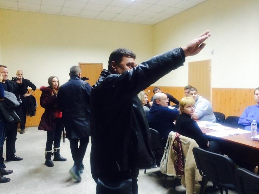 Мариупольская комиссия  сегодня не смогла провести заседание (ФОТО), фото-4