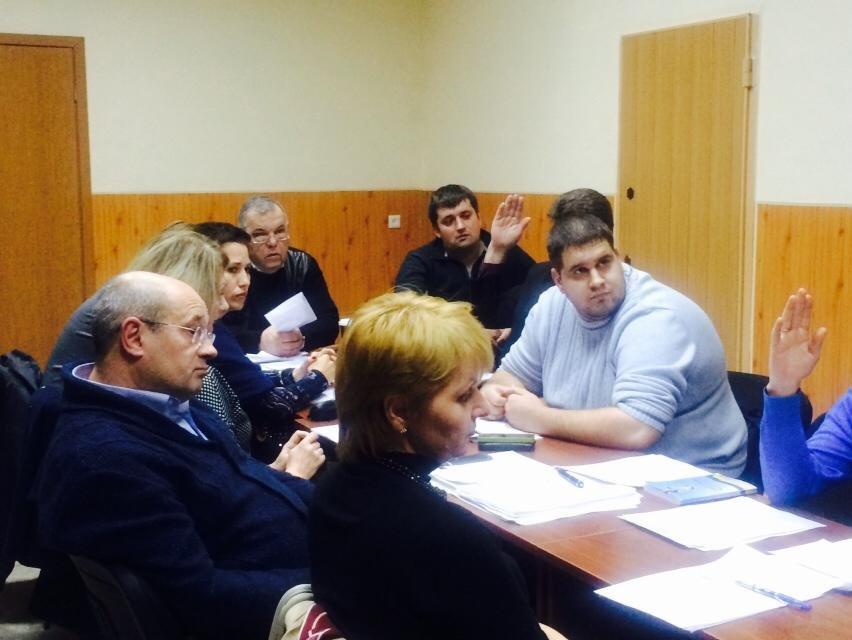 Мариупольская комиссия  сегодня не смогла провести заседание (ФОТО), фото-3