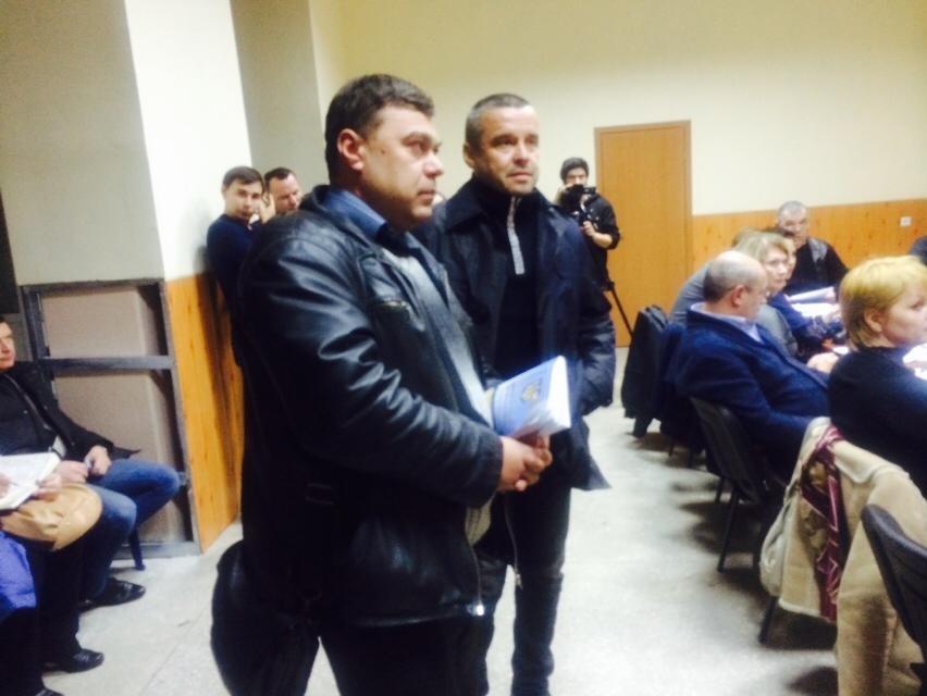 Мариупольская комиссия  сегодня не смогла провести заседание (ФОТО), фото-1