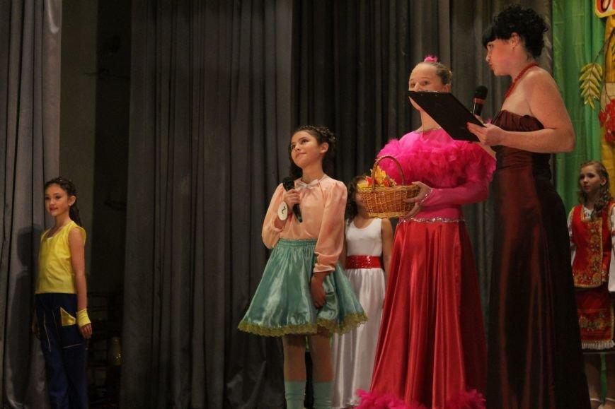 В Доброполье прошел детский конкурс «Золотая королева» (ФОТО), фото-9