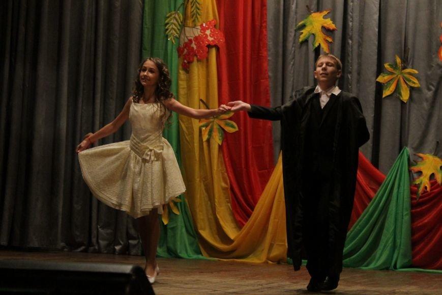 В Доброполье прошел детский конкурс «Золотая королева» (ФОТО), фото-8