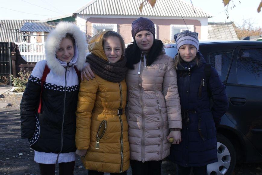 Белозерские школьники посетили мини-приют для животных (ФОТО), фото-1